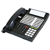 Intertel IMX/ESP 660.7700 24-Button Phone (Charcoal/Refurbished)