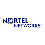 Nortel NTRE40AA Dual Ethernet Adapter RJ45 for I/O Panel (Refurbished)
